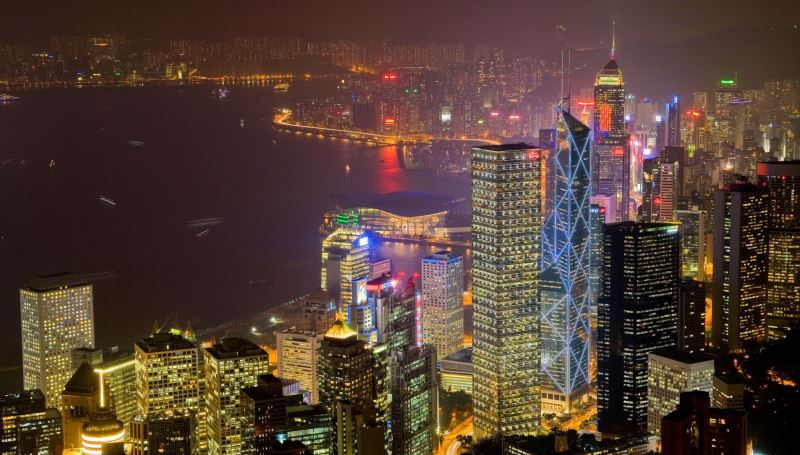 Hong Kong: The World City in Asia