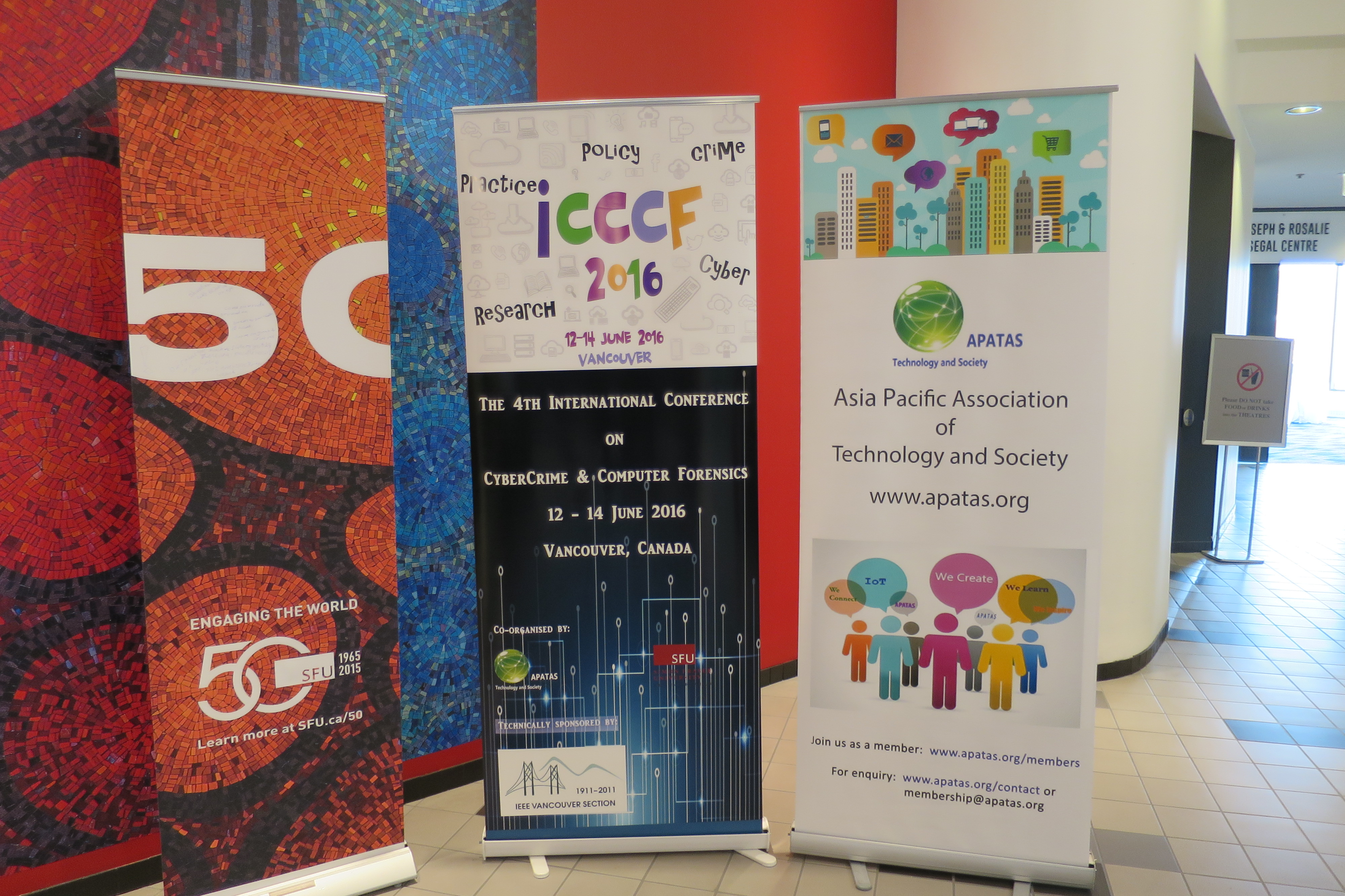 International Conference on CyberCrime and Computer Forensics (ICCCF) 2016