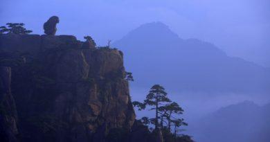 Mt Huangshan