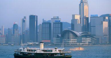 Wanchai Waterfront