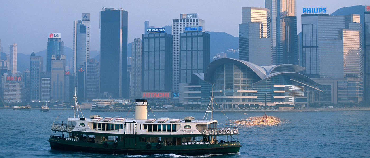 Wanchai: Diversity and Contrast – departure daily