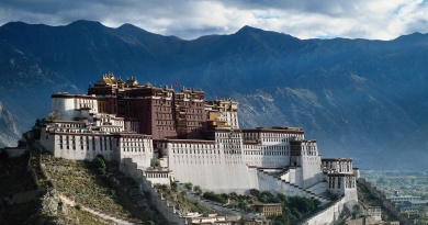 The Mysterious Land of Tibet