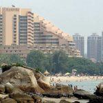 The 5 star hotel by the beach in Hong Kong: Hong Kong Gold Coast