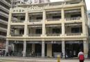 Arcade Buildings in Guangdong