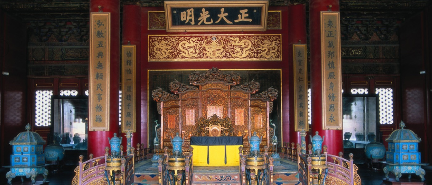 The Imperial Journey: Forbidden City (via Tiananmen Square), Temple of Heaven & Summer Palace