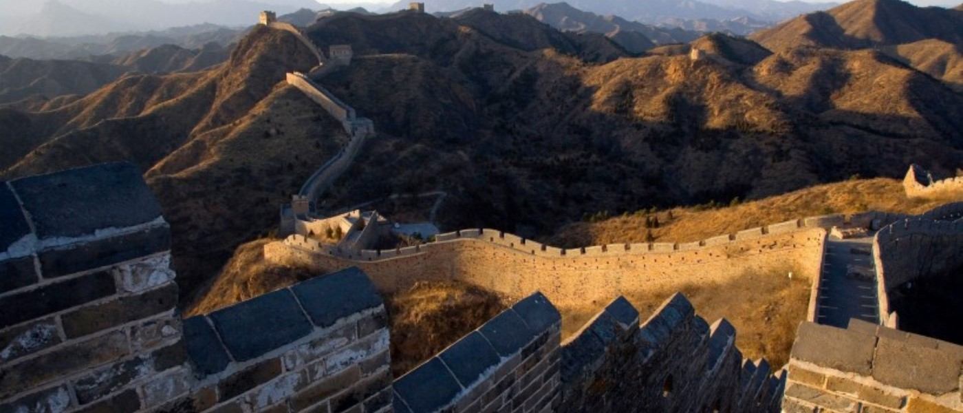 Jingshanling Great Wall Hiking Tour